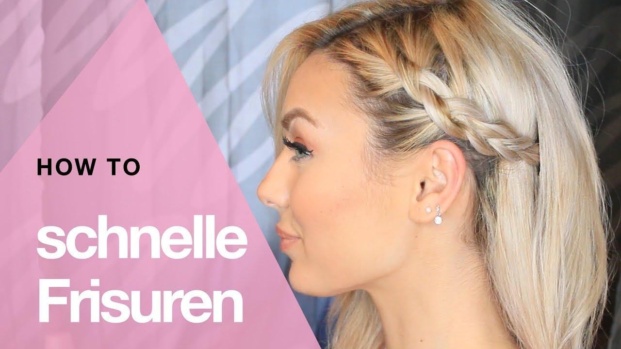 How To: Schnelle Frisuren für Feines Haar