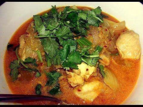 Jak zrobić Massaman Curry แกงมัสมั่น
