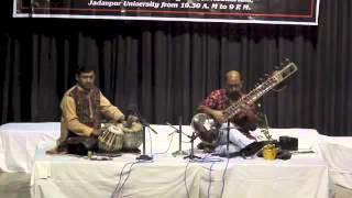SAPTARSHI HAZRA - Jaunpuri gath part 2