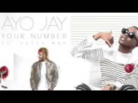 Ayo Jay ft. Fetty Wap - Your Number (remix)