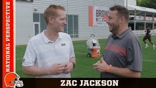 Browns Position Battles w/ 2 Weeks Left in Preseason | National Perspective