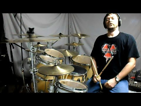 Baixar KoRn - Here to Stay - drum cover