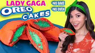 I Tried Lady Gaga Mystery Oreo DORA CAKES!