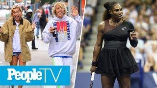 Justin Bieber & Hailey Baldwin's Secret Ceremony, Serena Williams Denies Cheating   PeopleTV