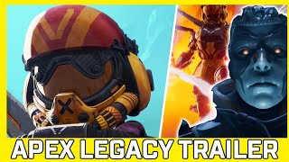 Ash Returns With Arenas! Reacting To Apex Legends – Legacy Launch Trailer