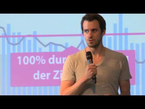 Vortrag: Bertram Gugel über den Social Video Boom