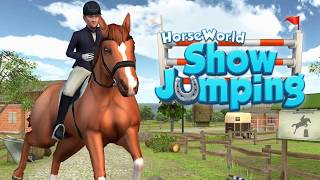 HorseWorld: Show Jumping leaps onto mobile