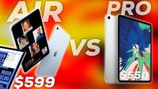"iPad Air 4 vs 11"" iPad Pro"