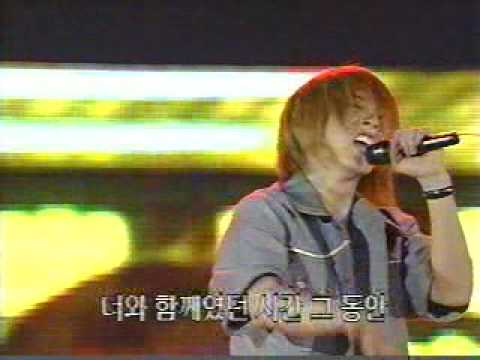 [4th] H.O.T 환희 Its Been Raining Since You Left Me 1999