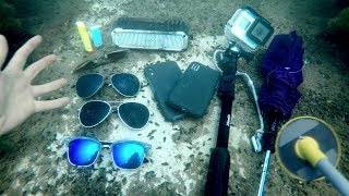 Found New GoPro 7, and Two Working iPhones Underwater in Tubing River (Returned)