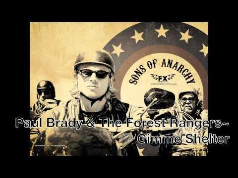 Paul Brady & The Forest Rangers~ Gimme Shelter[SOA]+Lyrics