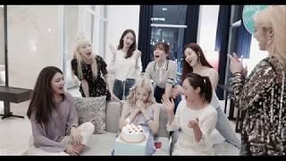 SNSD 12th Anniversary - Tiffany's Birthday #GG4EVA #801#0805