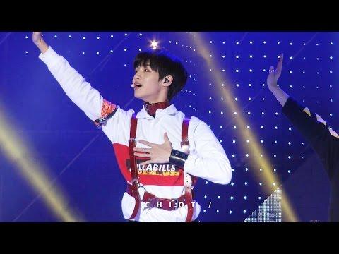 161111 제주 열린음악회 NCT127 Once Again - WINWIN 윈윈 Focus