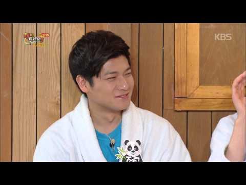 [HIT] 해피투게더3 - 김희철, 이수만도 인정한 자유로운 영혼. 20150219