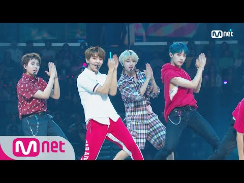 [KCON 2018 LA] Golden Child - INTRO Perf. + LET MEㅣKCON 2018 LA x M COUNTDOWN 180824 EP.584