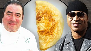 Which Celebrity Has The Best Omelet Recipe?