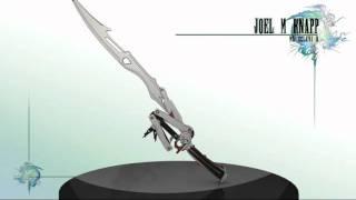 Gunblade Transformation