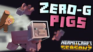 SPACE PIGS!!! - Minecraft Hermitcraft Season 7