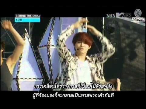 {Thaisub}120720 MTV Behind The Show - EXO-K[EXOCHU]