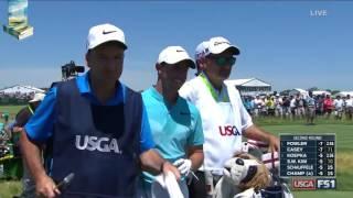 Rory McIlroy's Golf Shot Highlights 2017 US Open USGA Erin Hills