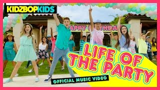 KIDZ BOP Kids – Life Of The Party (Official Music Video) [KIDZ BOP 32] - YouTube