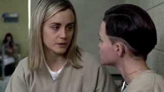 OITNB - Piper Gets Stella Sent To Max