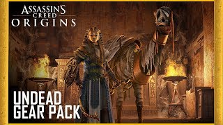 Assassin's Creed Origins - Undead Gear Pack Trailer