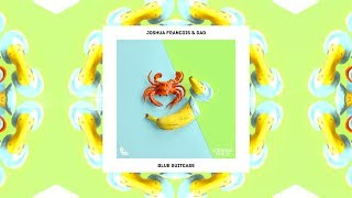 Joshua Francois & DAD - Blue Suitcase (Strange Fruits Release | Official Lyric Video)