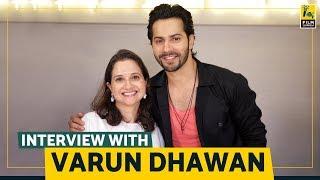 Varun Dhawan Interview With Anupama Chopra   October   Film Companion