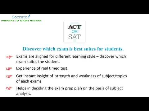 Why Student Should Take SAT vs. ACT Combined Test?