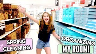 Spring Cleaning and Organizing My Room!!!