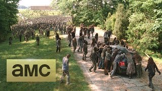 (SPOILERS) Making of Episode 403 The Walking Dead: Isolation