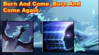 Auroth, The Winter Wyvern [Arctic Burn + Glimpse]  || Ability Draft || Dota 2 || Failure Therapy