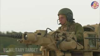 Here's: The Biggest Tank Parade in 2018 (Trident Juncture 18) In Actions