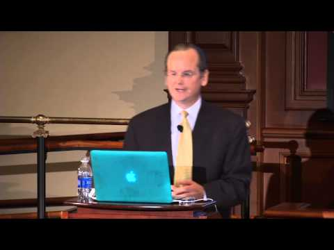 "Lessig on ""Aaron\'s Laws - Law and Justice in a Di"