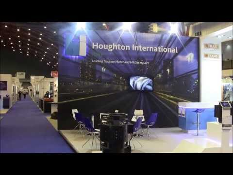 Railtex 2013 - Houghton International