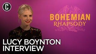 Bohemian Rhapsody: Lucy Boynton Interview