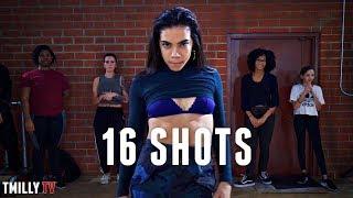 Stefflon Don - 16 Shots - Dance Choreography by Tricia Miranda - Filmed by @TimMilgram - #TMillyTV