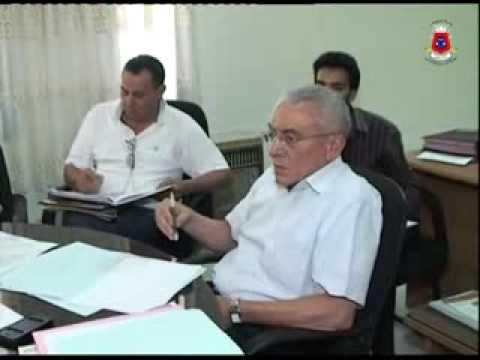روبورتاج عن اجتماع مكتب المجلس البلدي
