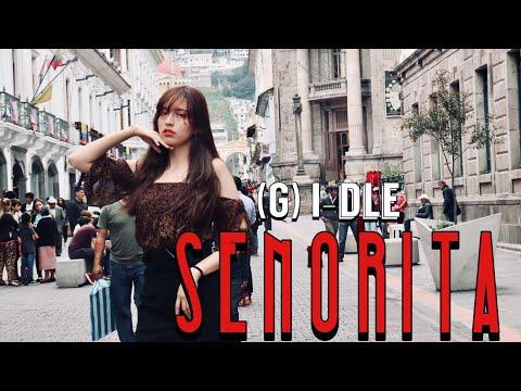 [KPOP IN PUBLIC] (G)I-DLE 여자아이들 'Senorita (세뇨리따)' | 커버댄스 DANCE COVER