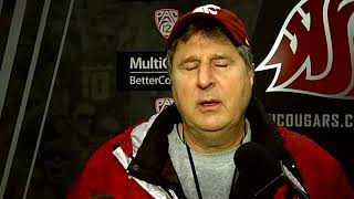 Mike Leach gives me wedding advice