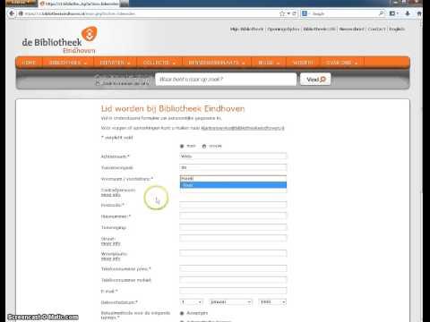 De Bibliotheek Eindhoven: lid worden