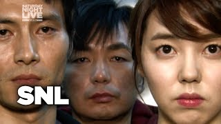 SNL Digital Short: What's Wrong With the Elevator? - SNL Korea
