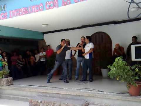 liceo ejido 2009 sabor y rumba (animacion JR & jota 1)