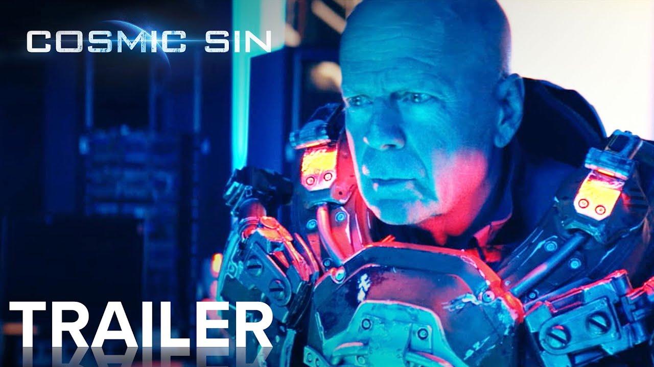 Trailer de Cosmic Sin