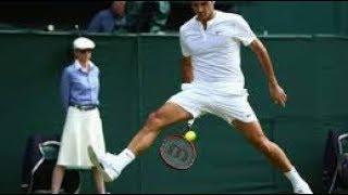 """Roger Federer - Top 10 """"Federer"""" Tricks"""