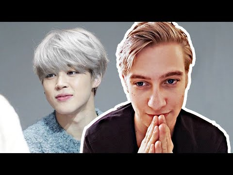 a video to make you fall in love with Park Jimin REACTION