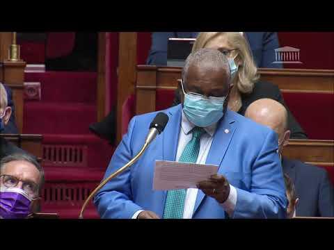 M. Mansour Kamardine - Crise sanitaire à Mayotte