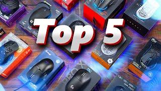 Top 5 Gaming Mice of 2020!