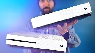 Unboxing the disc-less Xbox One S All Digital Edition